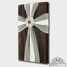 """- Order Details - Description - Specs - **Free shipping on all crosses** - Size: 8"""" Inches x 13"""" Inches Turn-Around Time: 10-14 days to manufacture & ship. Look: The look of your order will match the"""