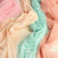 Beautiful Polyester Soft Tulle Fabric by the Yard - Promfy Tulle Flower Girl, Pink Tulle, Tulle Fabric, Tulle Lace, Flower Girl Dresses, Mesh Fabric, Mother Of Bride Outfits, Kids Dress Up, Dressmaking Fabric