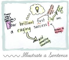 Illustrate a Sentence: A fun way to learn about parts of a sentence