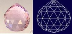 30mm Pink Crystal Ball Prisms #1701-30 by Davidson's Tea. $4.20. 30mm Pink Crystal Ball Prisms #1701-30Can be used for multiple purpoces. Nice choice to dress your chandelier. Placed in window ornament will make rainbow.According to Feng Shui it brings Harmony and Fortune. Hung in windows, crystals can bring chi energy from the outside into dark areas of your home or office. A crystal placed in the south-east, north-west, or center of a room can aid in stimulating ...