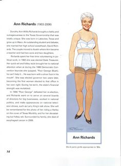 Famous Texas Women - slliver20002001@y socialstudy - Picasa Web Albums