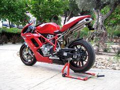 Radical Ducati S.L.: RAD 01 OLIVIER by Radical Ducati (2008)