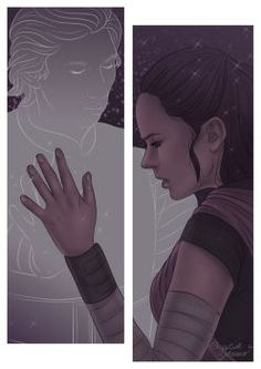 Why is the force connecting us YOU and I by itscrystalmoon