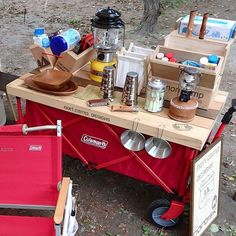 Camping Table - Camping Made Simple - Try These Proven Tips Best Tents For Camping, Camping Table, Camping Items, Camping Packing, Camping List, Diy Camping, Camping Checklist, Camping Survival, Camping Meals
