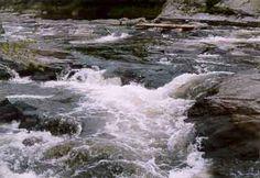 Roxbury Falls - Shepaug River, Roxbury, CT