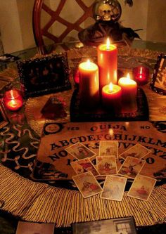 Tarot and Ouija Wiccan, Witchcraft, Maleficarum, Witch Aesthetic, Devil Aesthetic, Fortune Telling, Tarot Spreads, Love Spells, Oracle Cards