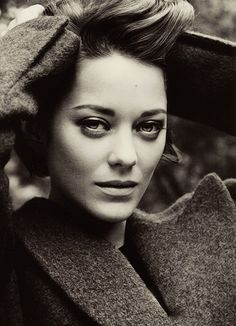Marion Cotillard...so beautiful and i LOVE her voice