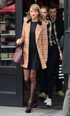 11 Celebs Who Are Owning The Coat Game