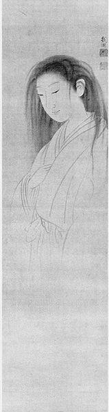 Maruyama Ōkyo's The Ghost of Oyuki