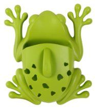 Boon Frog Pod Bath Toy Scoop,Green Makes bath time clean up fun and easy. Stores and organizes bath accessories. Reduces mold and mildew. BPA free, Phthalate free and PVC free. Mounting options included: adhesive strips and hardware. Bath Toys For Toddlers, Toddler Toys, Kids Toys, Kids Bath, Bath Toy Storage, Big Bathtub, Toy Organization, Bathroom Organization, Bath Accessories