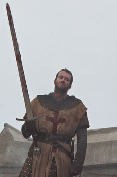 Ironclad (2011) - Marshal the Knight Templar - played by James Purefoy