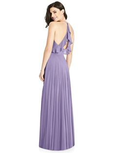 Dessy Collection Style 3021 in Passion. Dessy Group Bridesmaids