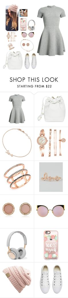 """""""Bye summer"""" by mpto ❤ liked on Polyvore featuring Superdry, Mansur Gavriel, Sydney Evan, Anne Klein, EF Collection, Michael Kors, Fendi, B&O Play, Casetify and Converse"""