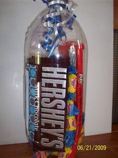 2liter bottle candy craft