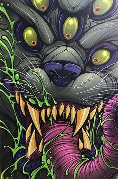 Image of Beastly Entity
