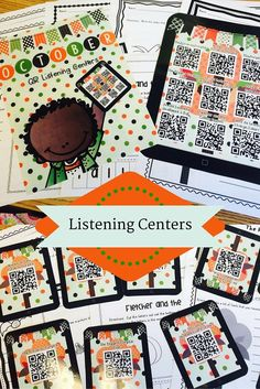 Are your students in need of pumpkin themed fun for October in your classroom? Make your reading center visual, engaging and fun with these 9 October themed books. The nine books included are The Runaway Pumpkin, Marley and the Runaway Pumpkin, It's Pumpk