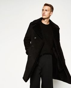 DOUBLE-FACED COAT-View all-OUTERWEAR-MAN | ZARA United States