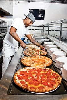 You may not be in New York, but that shouldn't stop you from having some of the best pizza in town at the #secretpizza spot. Have you heard of it? #VegasEats