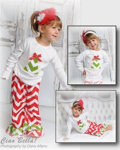 a6987c94ca4e3 29 Best Girls Christmas Outfits images in 2013 | Girls christmas ...