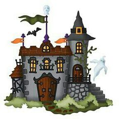 .halloween applique inspiration