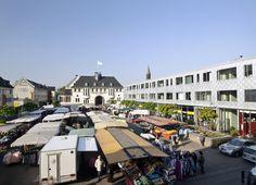 Weekly Market Cologne-Ehrenfeld, Neptunplatz