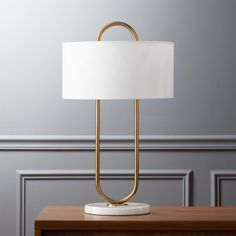 When searching for a lamp for your house, your choices are nearly endless. Find the most suitable living room lamp, bedroom lamp, table lamp or any other style for your selected area. Black Table Lamps, Bedside Table Lamps, Bedroom Lamps, Lamp Table, Wall Lamps, Bedroom Ideas, White Lamps, Home Lighting, Modern Lighting