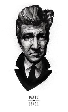 Gentlemen's Club - David Lynch - By Pavel Ripley