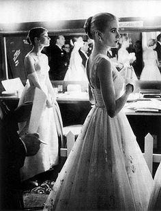 Grace Kelly & Audrey Hepburn
