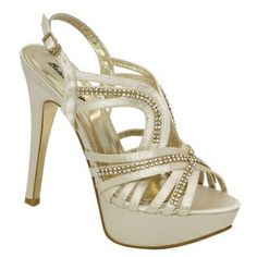 Brianna Leigh Hailey Ivory Bridal Shoes $140.00 Love these!