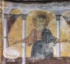 Cristo svolge la Sacra Liturgia. 1208 - 1209 Dubrovnik, Painting, Art, Christ, Western World, Art Background, Painting Art, Kunst, Paintings