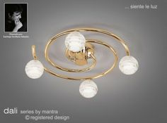 The Dali Round Ceiling Light has a polished brass finish Round Ceiling Light, Wall Lights, Ceiling Lights, Polished Brass, Ceiling Lamp, Light Bulb, Dali, Pearl Earrings, Bangles