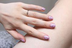 mirastanislawa: DAISY'S - Alexa Chung inspired Nail Art