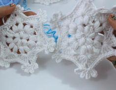 Crochet A Snowflake