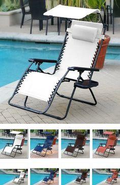 zero gravity outdoor chairs black rocking lowes 127 best images garden beachfront decor