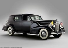 1938 Cadillac Fleetwood Series 90 V16 Town Car