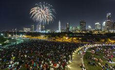 How to celebrate the Fourth of July in Austin  July 1, 2016