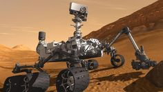 Curiosity Rover Completes One Week on Red Planet