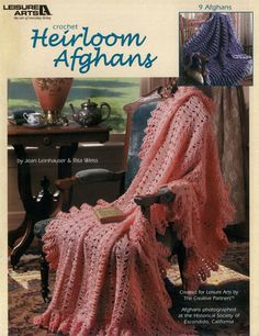 Picture of Heirloom Afghans
