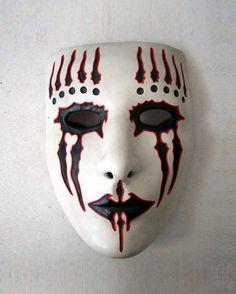 Mis mascaras hechas con ceramica en frio - Taringa!