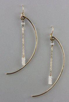 UK/_ Women/'s Boho Hanging Triangle Tassel Ear Drop Dangle Stud Earrings Gift Util