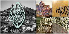 Essentia es arte, texturas  y colores. Essentia es contraste. Restaurants, Colors, Art