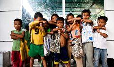 TinyToones - reaching street children on Phnom Penh through break dancing #JourneyBeyondtheBucketList globalcommute.com