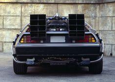 Back to the Future™ - The DeLorean
