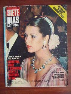 Siete Dias 530 18/8/77 Carolina De Monaco