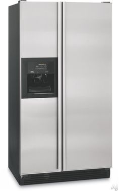 KitchenAid Superba Side By Side Refrigerator Filters With AquaSense In Door  Ice Dispensing System