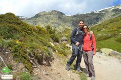 La excursión a Peñalara Hiking Madrid en junio de 2015.