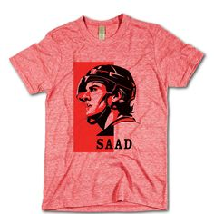 Saad T-Shirt from 500 LEVEL for  27.00  saad  blackhawks  chicago   c9fc21cd8