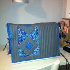 Sewing machine cover for my new Bernina