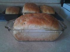 Amish 365: Amish Recipes - Amish Cooking - http://www.amish365.com/homemade-bread/