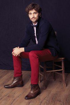 Koton 2012/2013 Sonbahar - Kış Erkek Koleksiyonu - A/W Men Collection Preppy College, Pants, Fashion